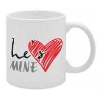 Чаша за влюбени - She's mine | He's mine